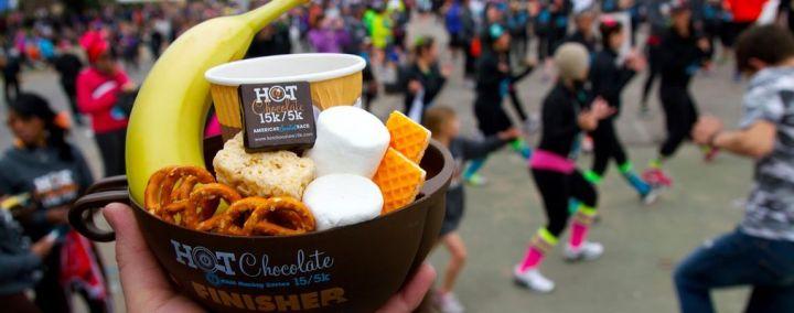 Race Recap: Columbus Hot Chocolate15k/5k