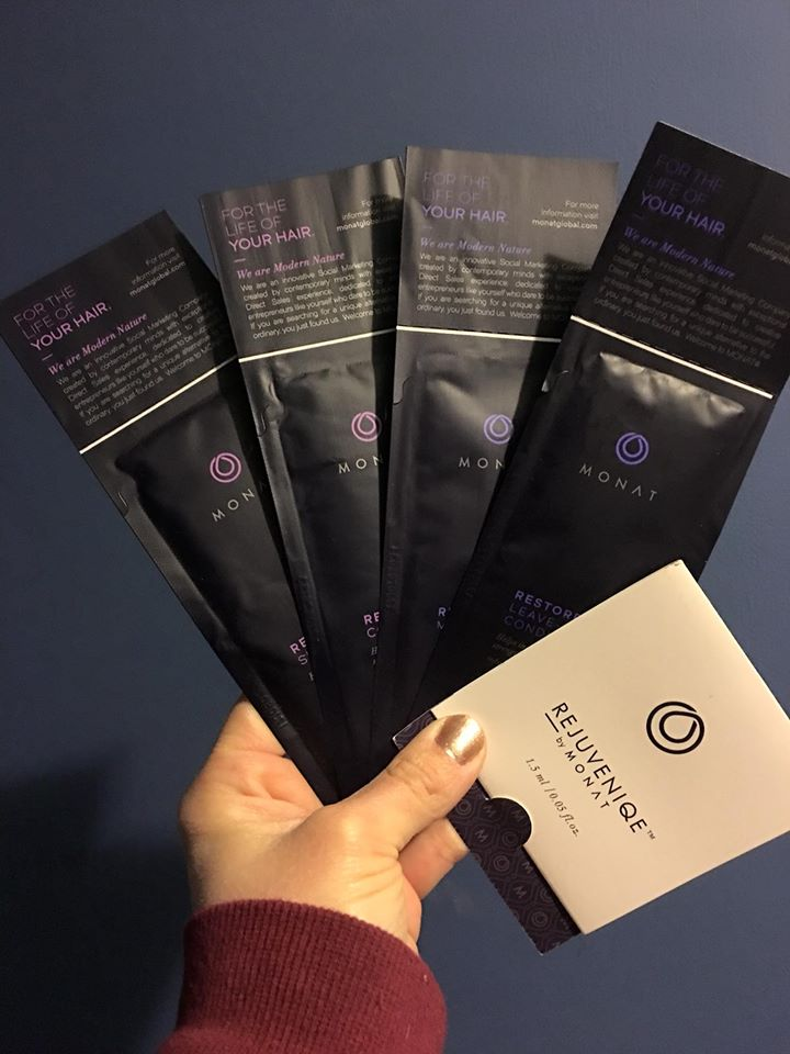Honest Review: MONAT HairProducts