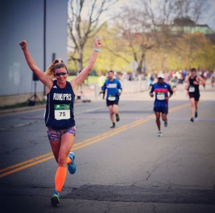 Running Shoes: Meet Holly, @run4prs.coachholly
