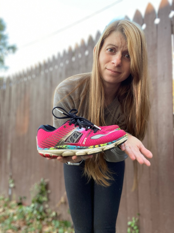 #AskCoachCourtney: When should I buy a new pair of running shoes, and how do I know when they're broken in enough to race?